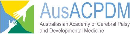 Australia Academy of Cerebral Palsy and Developmental Medicine Logo