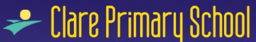 Clare Primary School Logo