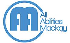 All abilities mackay logo