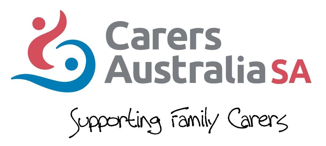 Carers support SA Logo