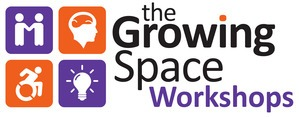 The Growing Space Workshops logo